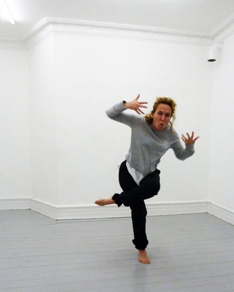Maria Mebius-Schröder gästar VARIA2016 och Galleri Bh5, foto Lisa Larsdotter Petersson
